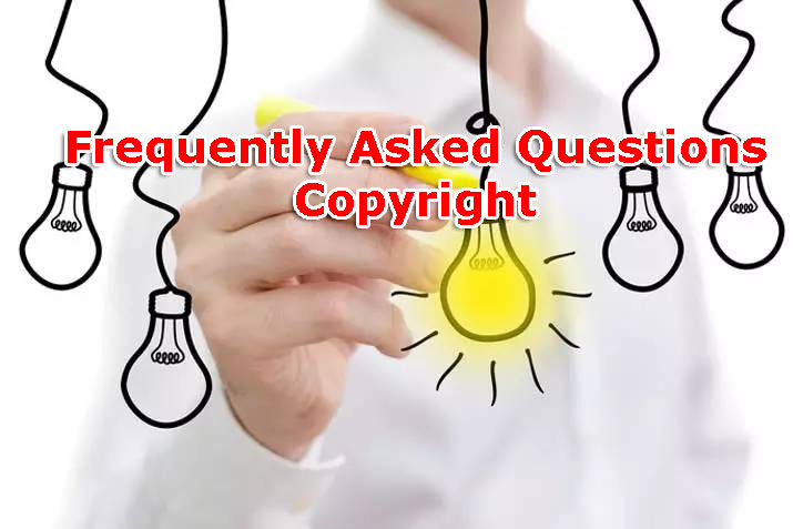 Frequently Asked Questions:Copyright
