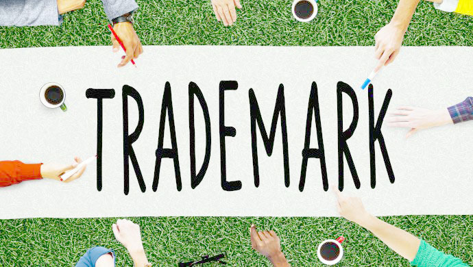 Historical background and difference of  trademark and brand