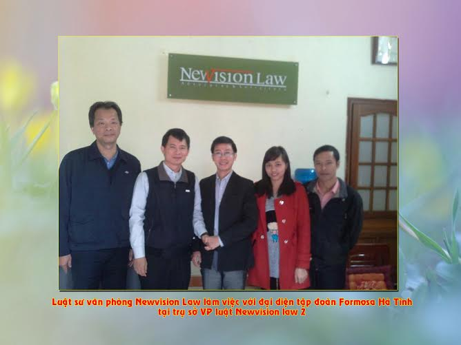 Newvision Law firm successfully protected two brands for Ha Tinh Formosa corporation